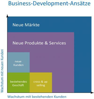 Business-Development-Ansätze